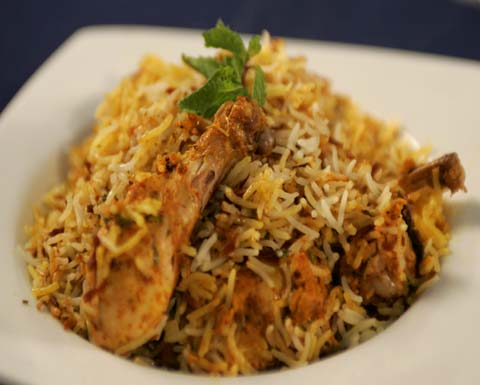 Chicken biryani recipes by sanjeev kapoor